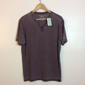 Lucky Brand Men's Venice Burnout T-shirt M